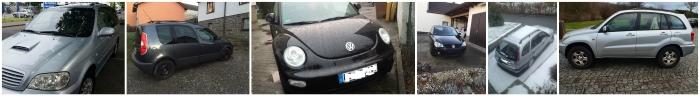 Auto verkaufen in Freiburg-St. Georgen