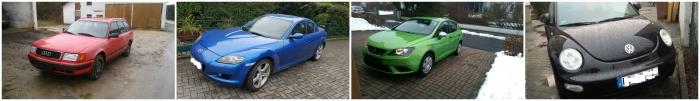 Auto verkaufen in Alfter